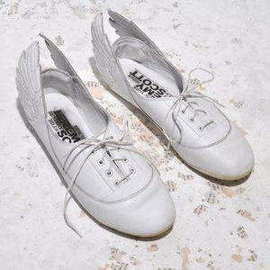Jeremy Scott x Addidas, Winged Ballerina Flats